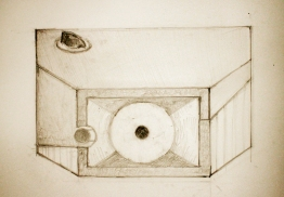 Exterior Design for Pinhole Camera