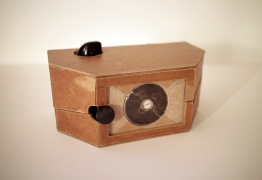 Completed Functional Prototype of Pinhole Camera